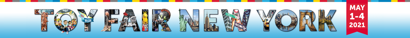Toy Fair New York 2021 logo